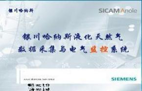 SICAM ANOLE电力能源监控软件