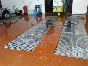 广东洗车房格栅板厂家直销优质格栅板