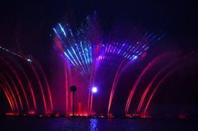 甘肃兰州音乐喷泉设计安装公司