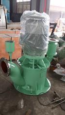 50WFB-C立式无密封自控自吸泵耐酸碱化工防腐泵不锈钢脱硫泵