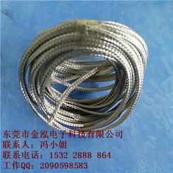 TZ/TZX扁平接地编织带,开关电器铜编织带,T2紫铜编织带价格优惠