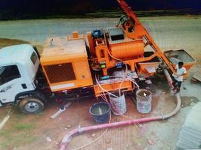 小型搅拌泵车生产厂家