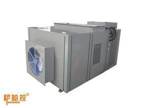 广东当季龙眼荔枝专用智能控制热泵烘干机