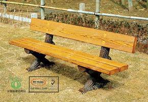 仿木,休闲椅,仿木椅,平板椅,桌椅凳