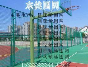 东健厂家直销体育场围网