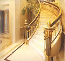 酒店楼梯扶手,别墅楼梯扶手定做