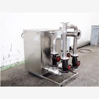 四川一体化污水提升泵认准广州桑德思品牌
