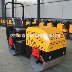 睿工小型压路机微型单轮压土机厂家