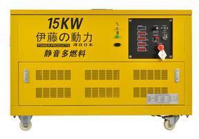 伊藤动力15kw汽油发电机YT15RGF