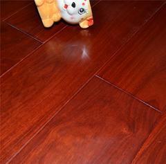 18mm红檀香、香二脂豆实木地板