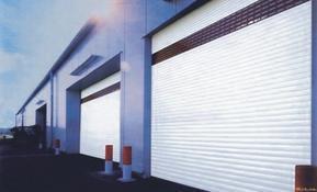 合肥商场电动卷闸门维修、电动卷帘门换轨道及维修电机