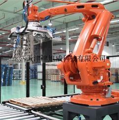 四轴单臂式天津冲压机器人