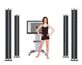 RDSbodyscan极速动静态三维人体扫描系统