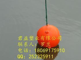 提供大量现货聚乙烯浮体 海上浮球批发