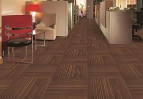 办公室工程拼接方块地毯