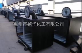 祯华化工防水聚脲涂料喷涂华为出口埋地机柜