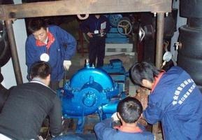 武汉水泵维修  专业维修 各种水泵 各种电机维修