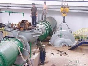 合肥水厂水泵维修及配件更换