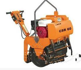 CSR60压路机 单钢轮压路机
