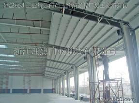 杭州理想门业滑升门/大型车间分节提升门