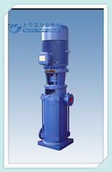 DL型立式多级离心泵太平洋