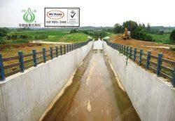 仿木护栏,仿木栏杆,水利护栏,水库护栏,河道护栏