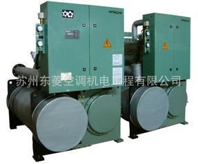 无锡日立螺杆式冷水机组维修、日立螺杆机组保养