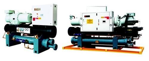 吉荣水冷冷水机组—工业中央空调机组图片