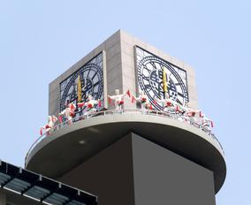 智能塔钟  智能大钟  智能建筑物钟表