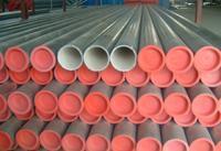 热镀锌内衬塑钢塑复合管,衬塑管件