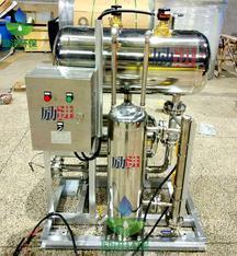 蒸汽疏水自动加压器
