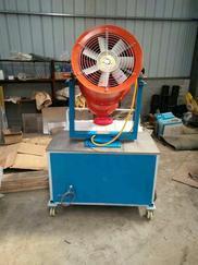 河北厂家专业生产雾炮机、除尘降温快速雾炮机价格