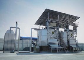 福航粪便新能源高温好氧发酵设备