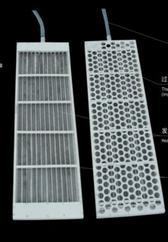 HANYUN化工电镀酸性溶液专用板式铁氟龙加热器
