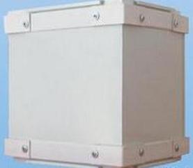 无甲醛环保彩钢板玻纤复合风管