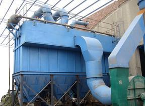 通化锅炉除尘器图纸专业分析