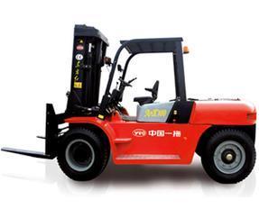 东方红8吨 10吨内燃叉车