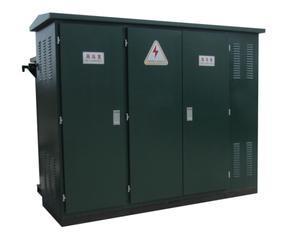 美式箱变万商电力  美式变压器 YB系列预装式变电站(美式箱变)