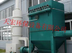 脉冲除尘器维护方法与特点
