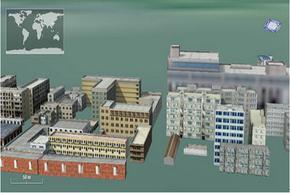 骋天水库移民GIS系统沙龙365软件