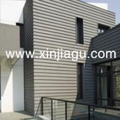 厦门鑫嘉固金属屋面99uu优优--钛锌板立边咬合系统YX25-430