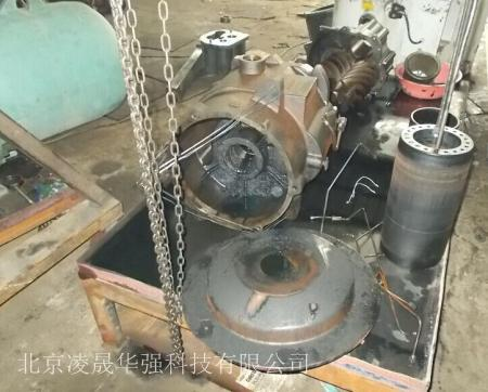 顿汉布什螺杆压缩机维修