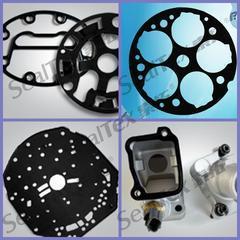 压缩机用金属发泡橡胶垫片