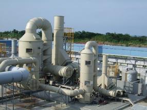 广东酸碱废气处理塔、PP喷淋塔