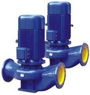 单吸立式管道离心泵