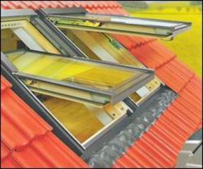 南京威卢克斯窗斜屋顶天窗