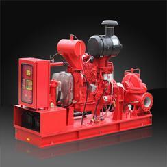 XB离心式高压消防泵