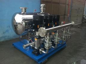 无负压变频给水设备生产厂家