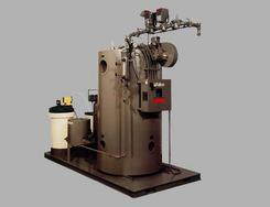 富尔顿燃油、燃气直立FB-A型蒸汽锅炉及FB-B型热水锅炉