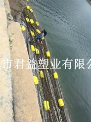 水电站拦船水上浮体浮标